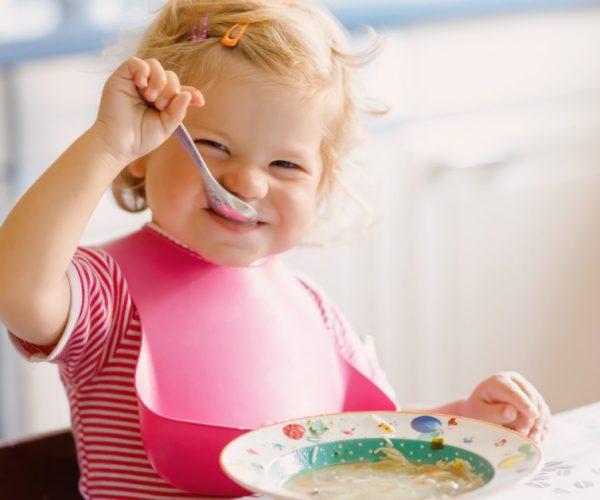 Truques e dicas para as crianças gostarem de sopa